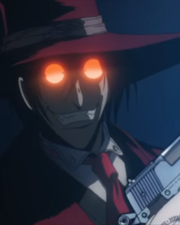 Télécharger photo alucard hellsing png