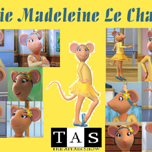 Télécharger photo angelina ballerina gracie png