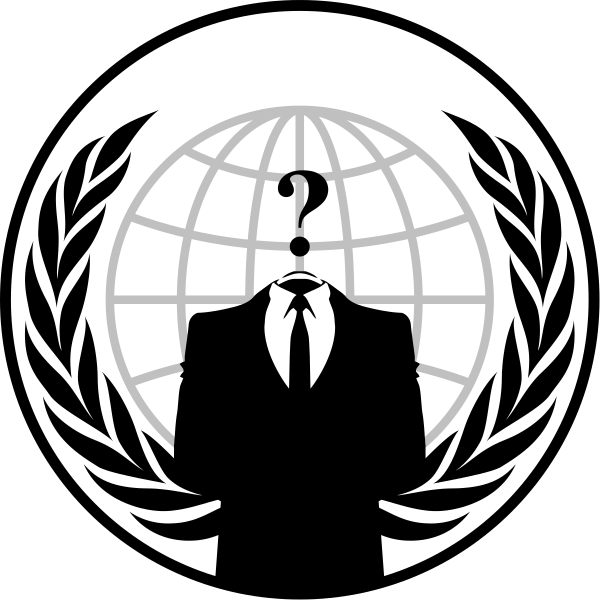 Télécharger photo anonymous logo png