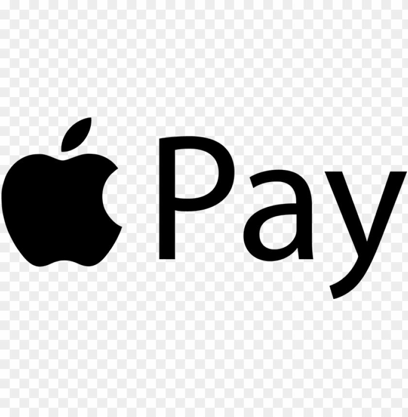 Télécharger photo apple pay logo transparent png