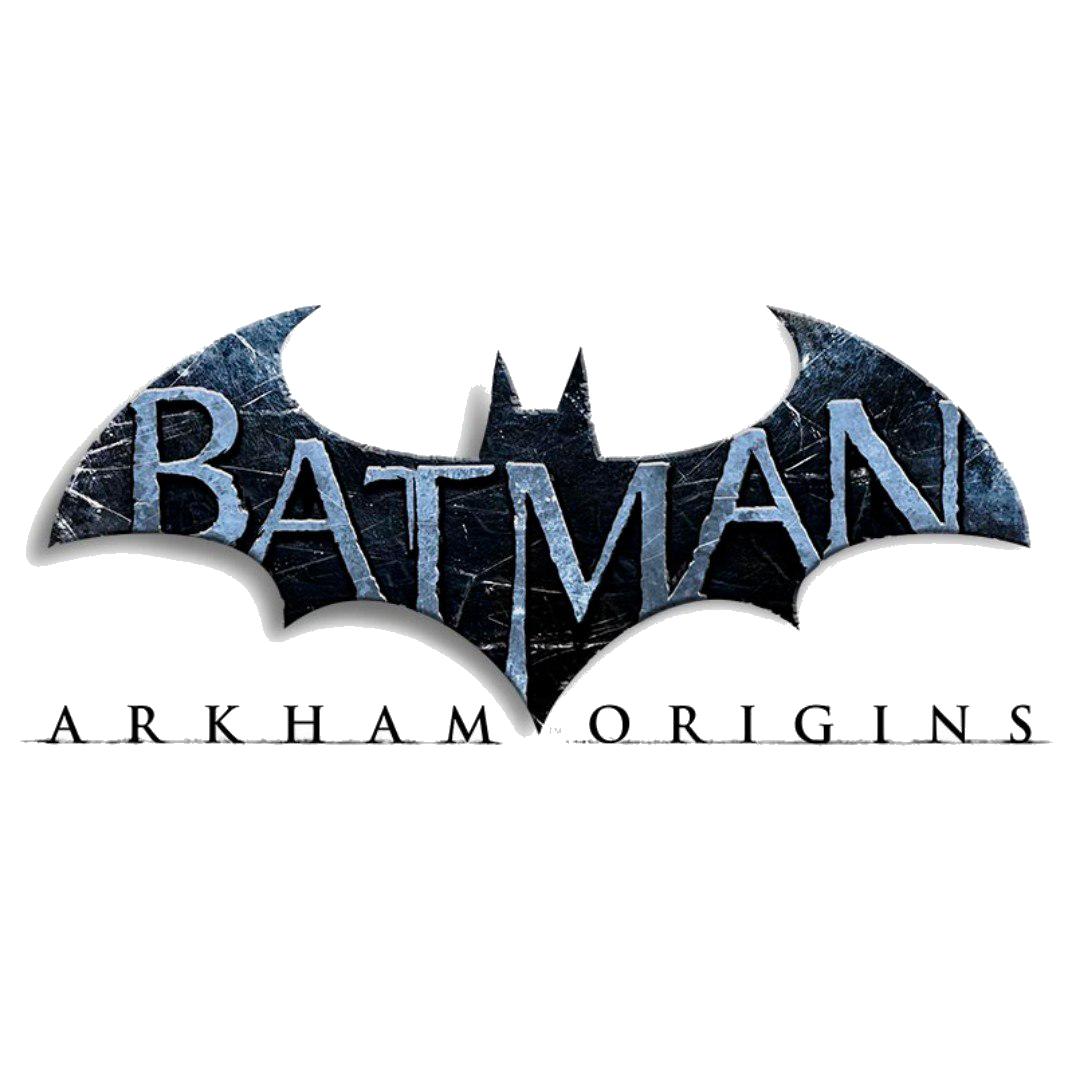 Télécharger photo batman arkham origins logo png