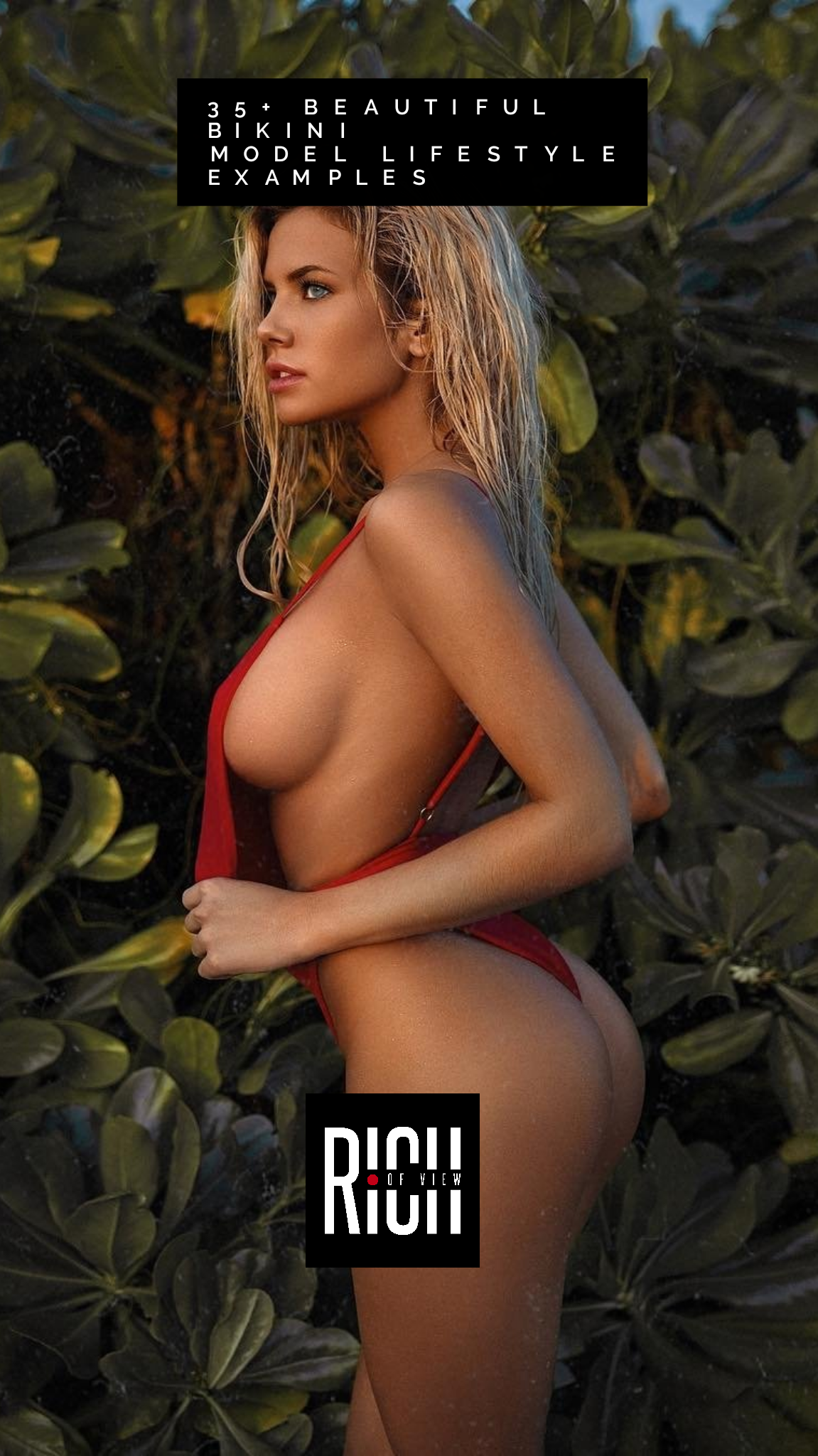 Télécharger photo bikini model png