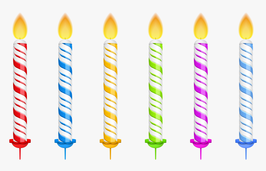 Télécharger photo birthday candle transparent png