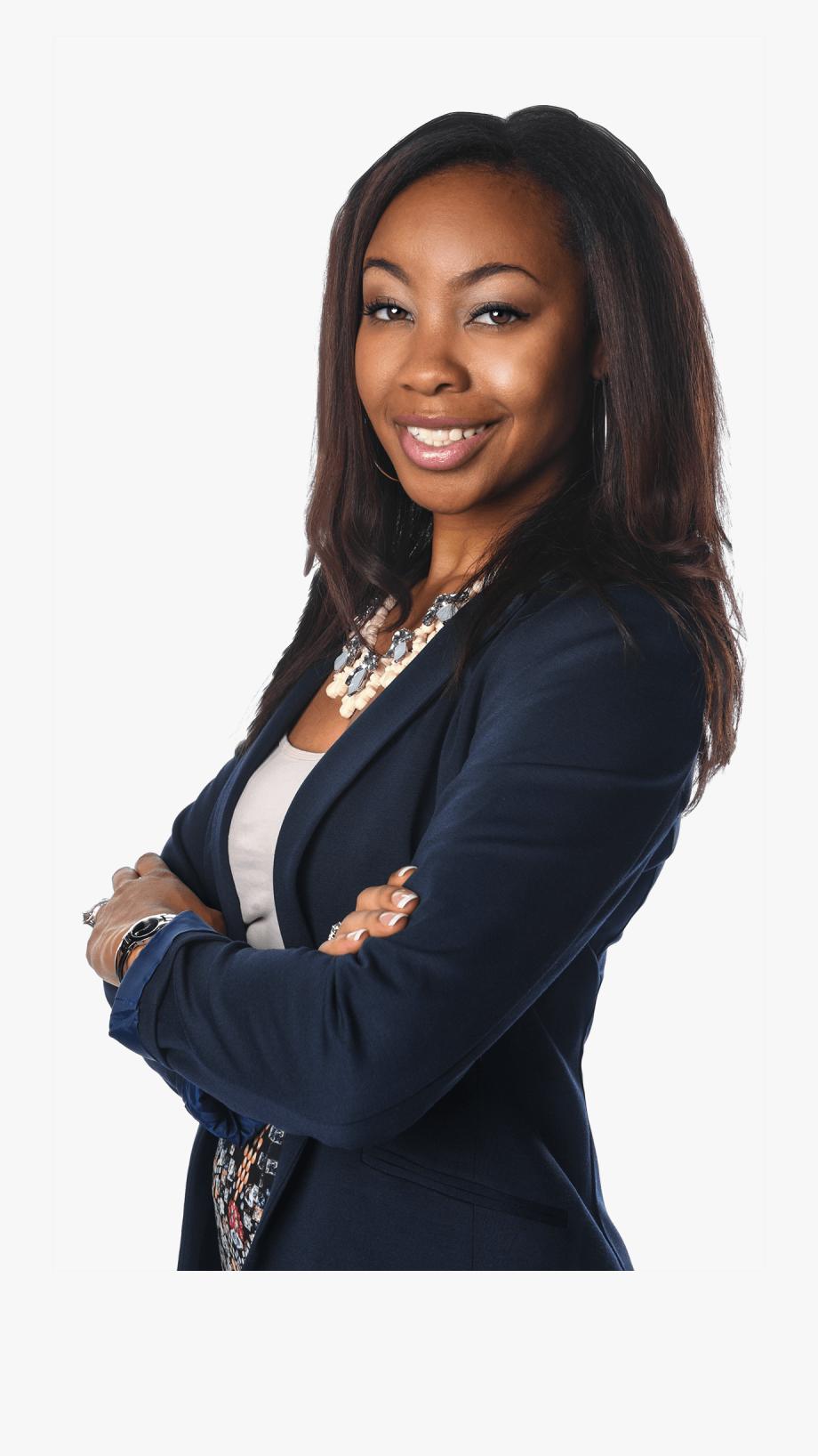 Télécharger photo black business woman png