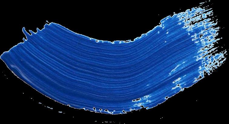 Télécharger photo blue brush stroke png