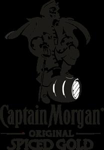 Télécharger photo captain morgan logo png