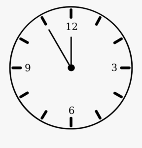 Télécharger photo clock gif transparent png