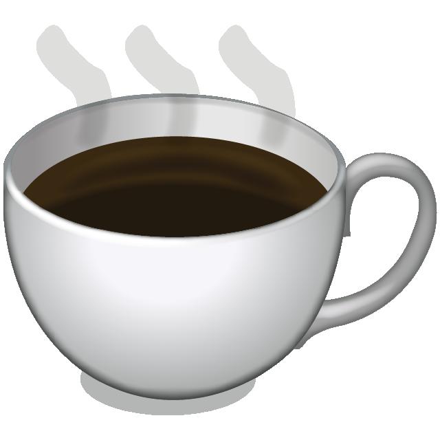 Télécharger photo coffee emoji png
