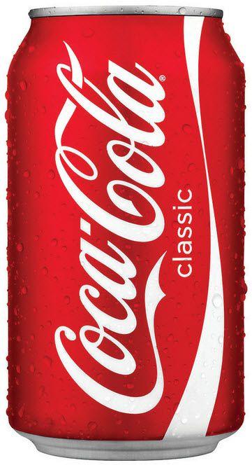 Télécharger photo coke can png