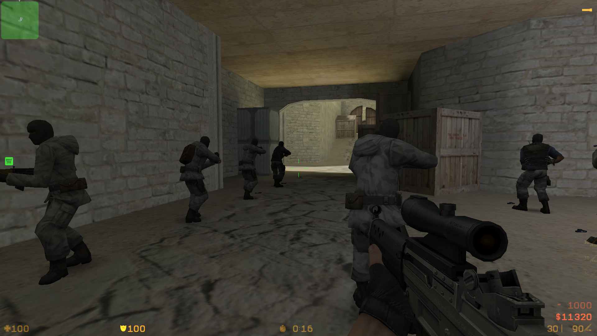 Télécharger photo counter strike 1.6 png