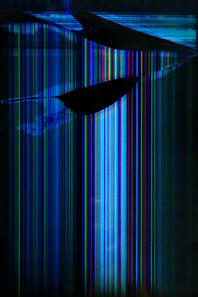 Télécharger photo cracked screen png