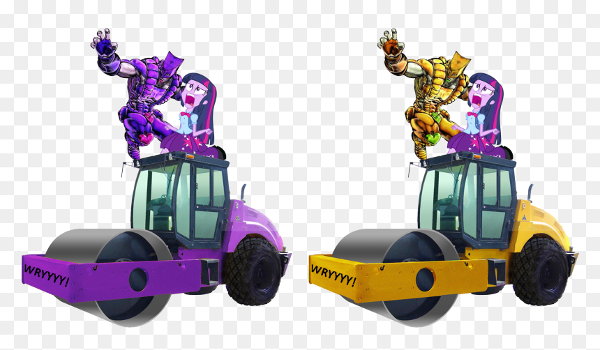 Télécharger photo dio road roller png