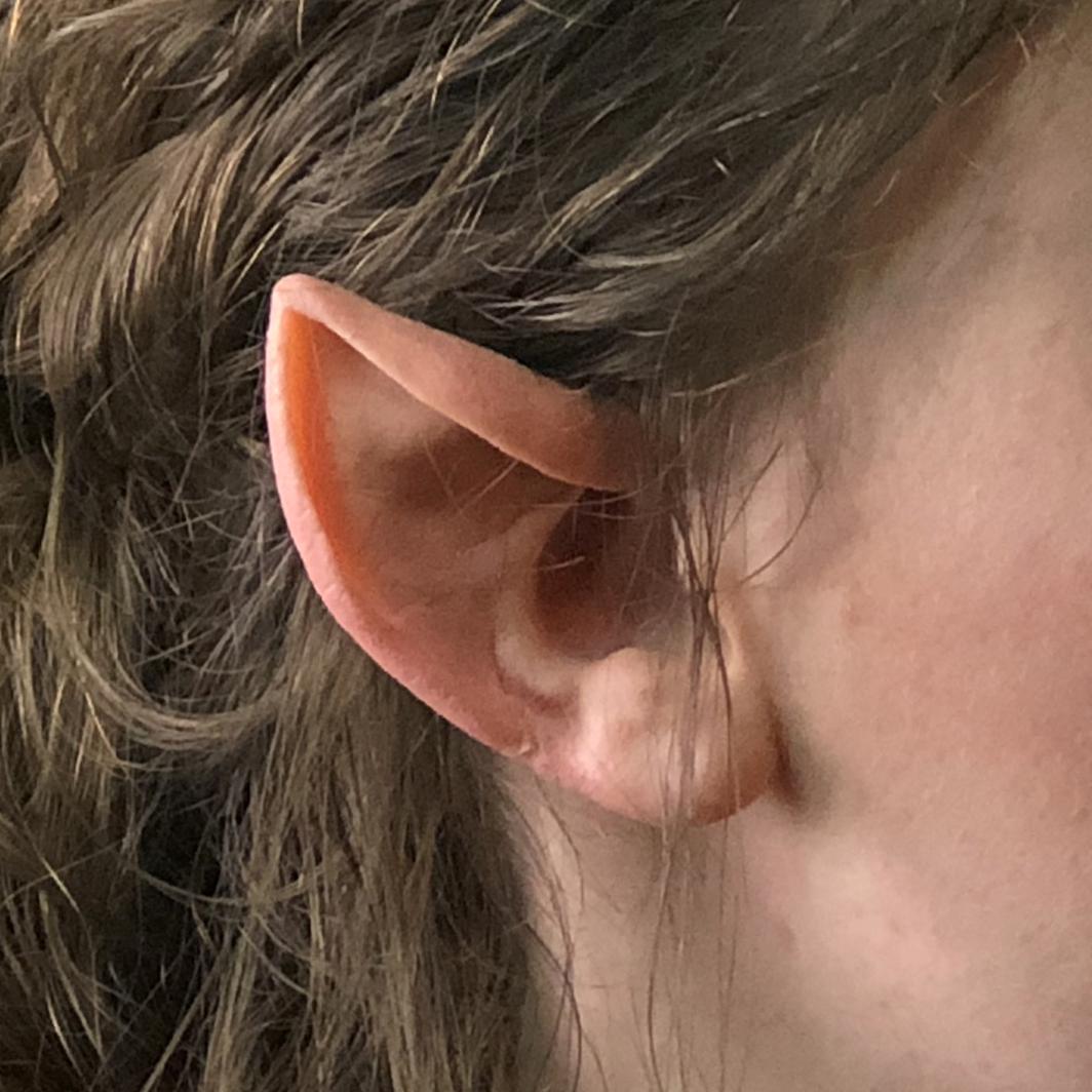 Télécharger photo elf ears png