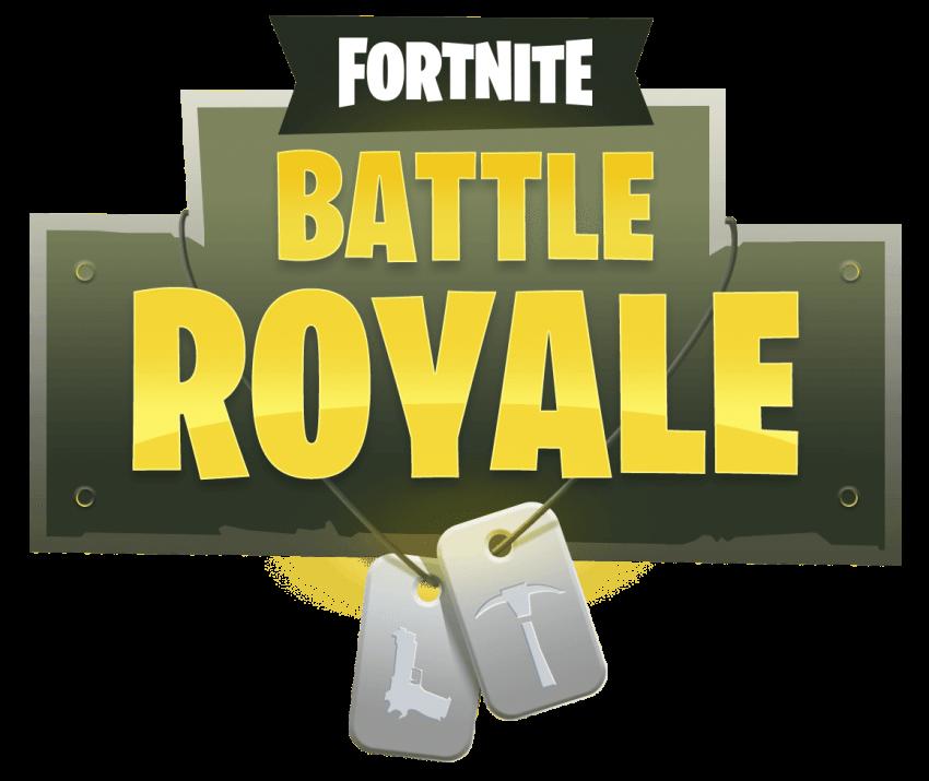 Télécharger photo fortnite battle royale logo png