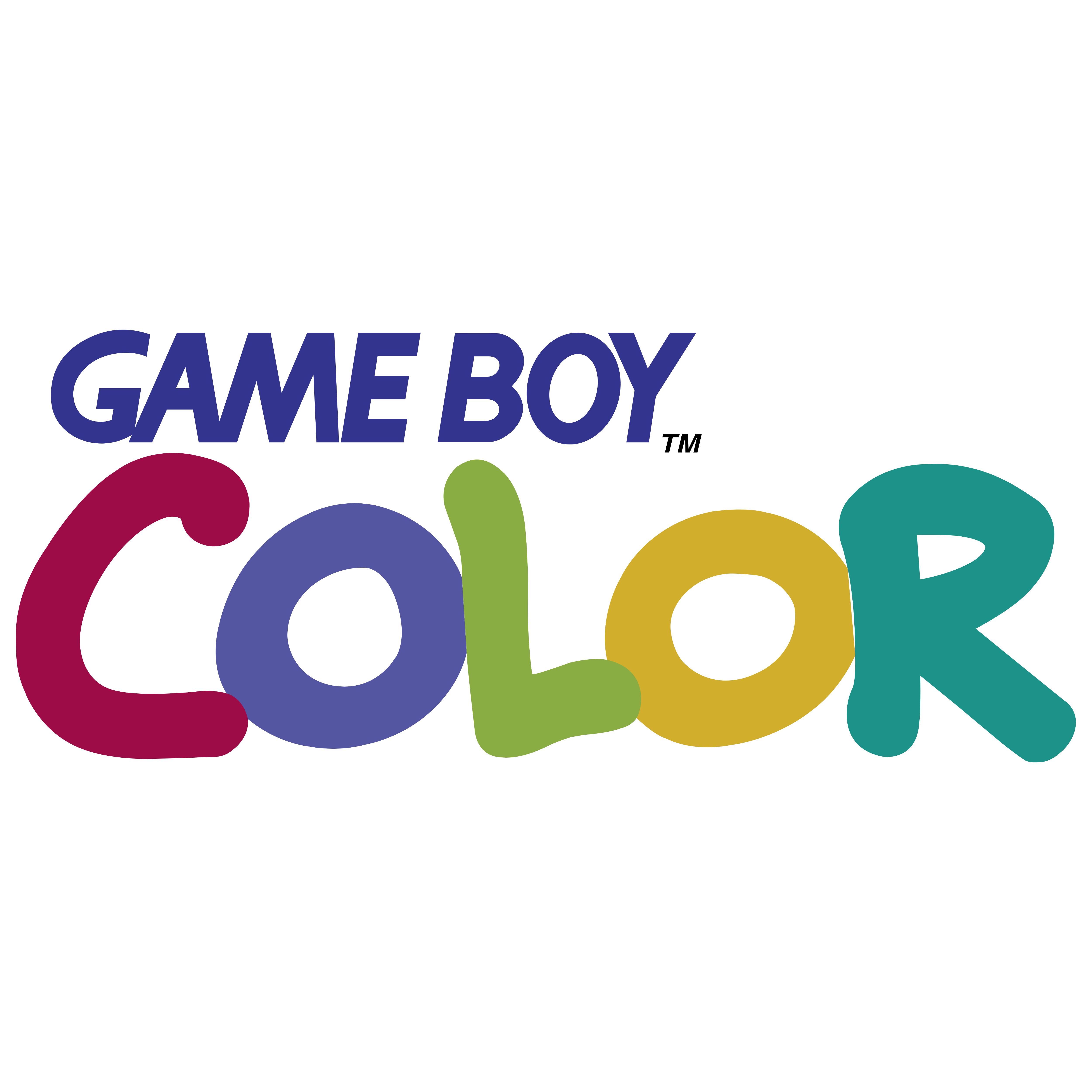 Télécharger photo game boy color logo png