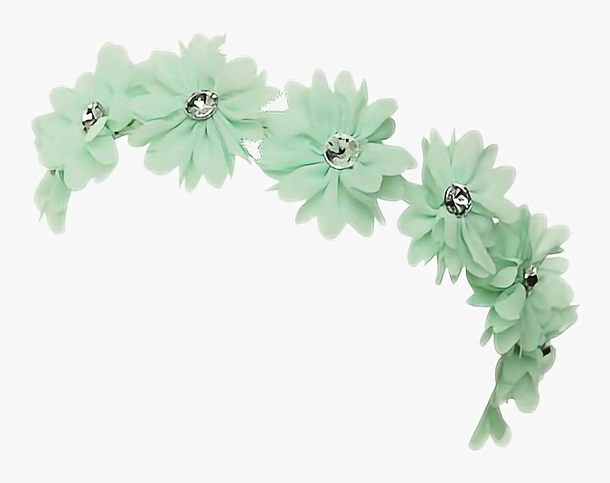 Télécharger photo green flower crown png