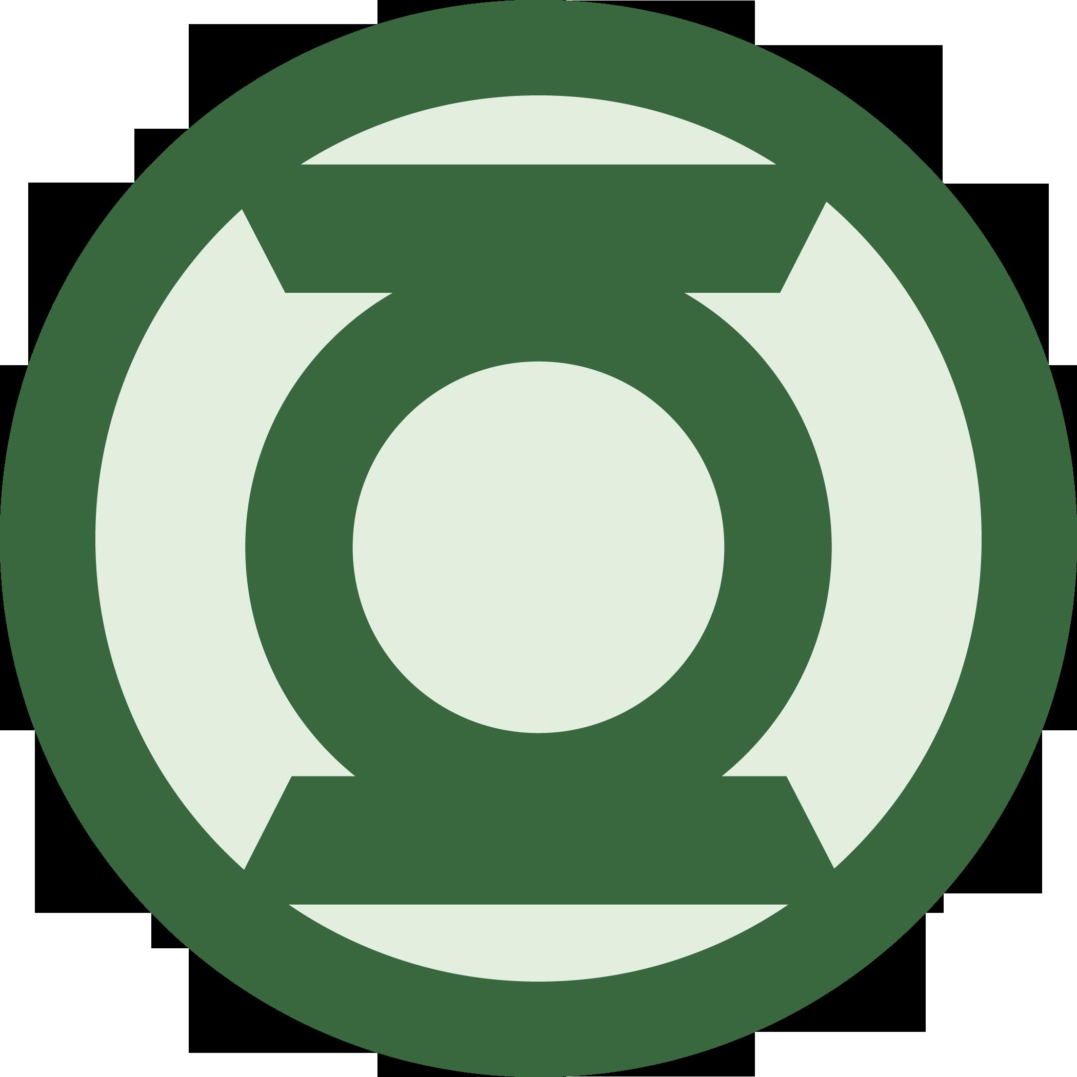 Télécharger photo green lantern logo png