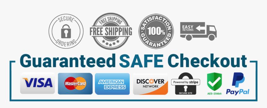 Télécharger photo guaranteed safe checkout png