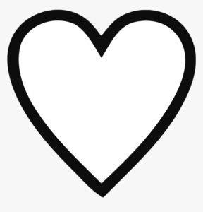 Télécharger photo heart shape transparent png