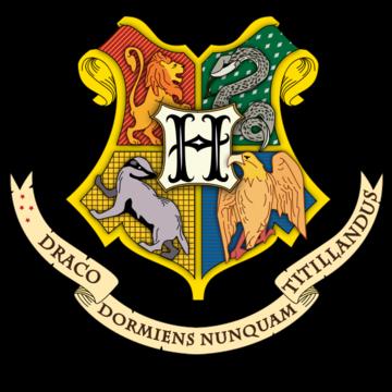 Télécharger photo hogwarts crest png