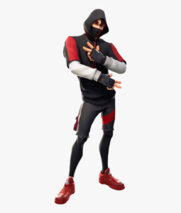 Télécharger photo ikonik skin transparent png