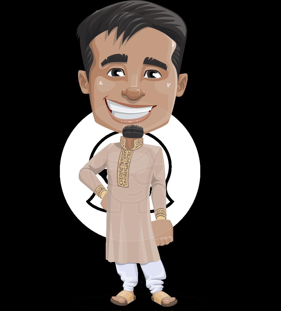 Télécharger photo indian man png