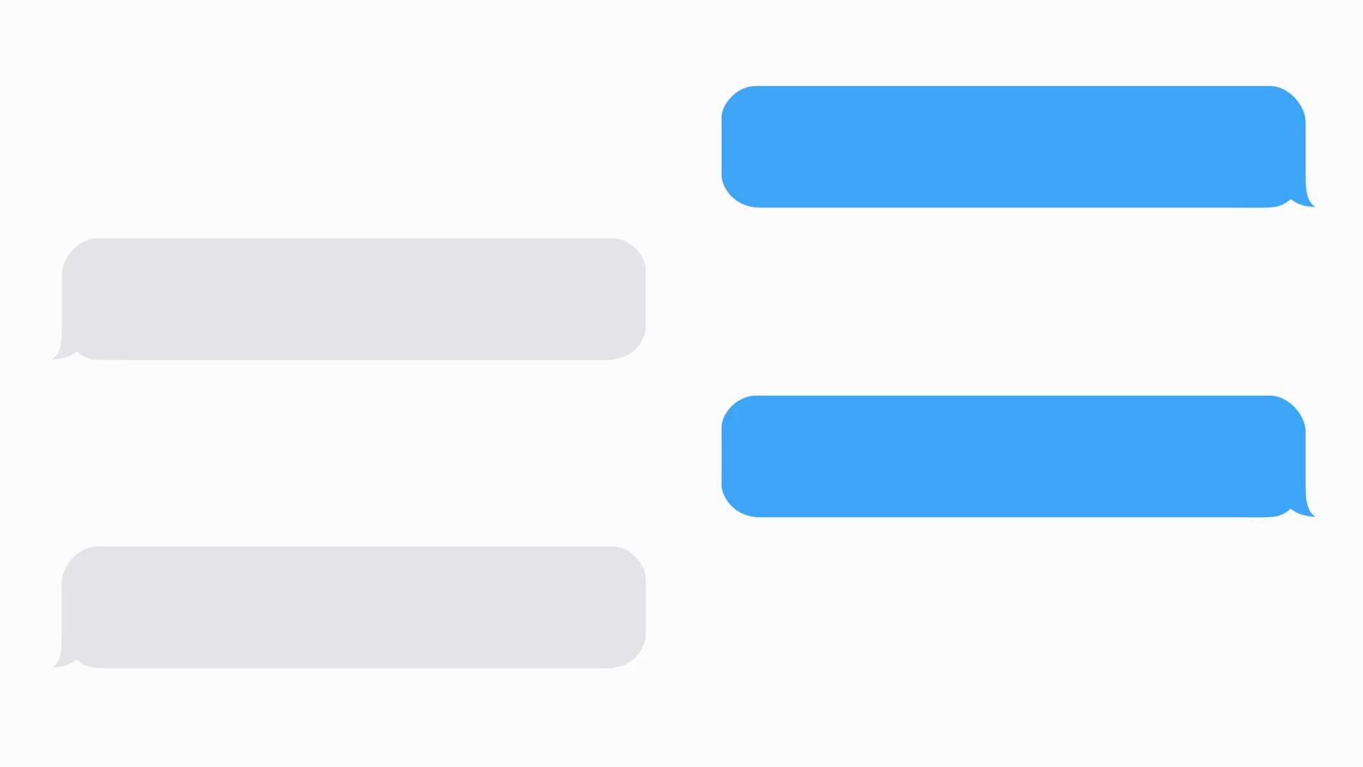 Télécharger photo iphone text bubble png