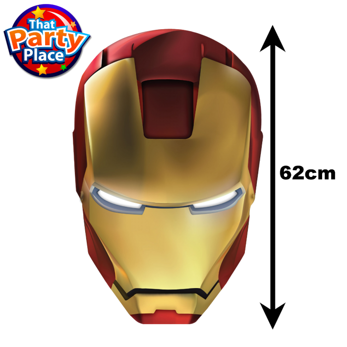 Télécharger photo iron man mask png