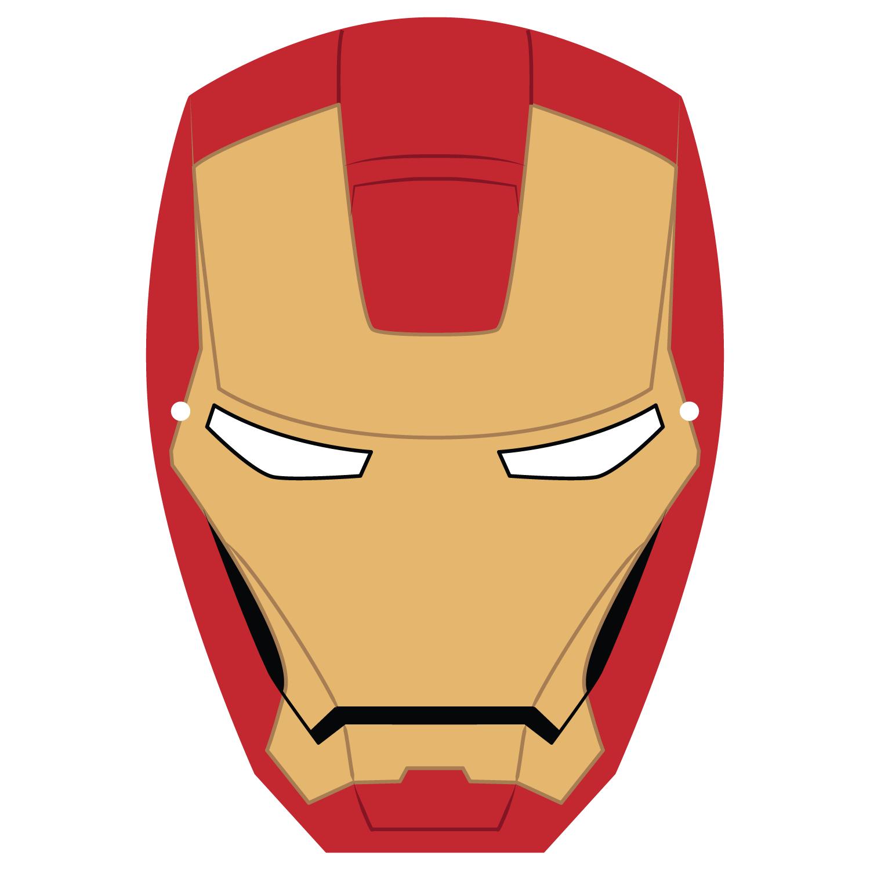 Télécharger photo iron man mask png