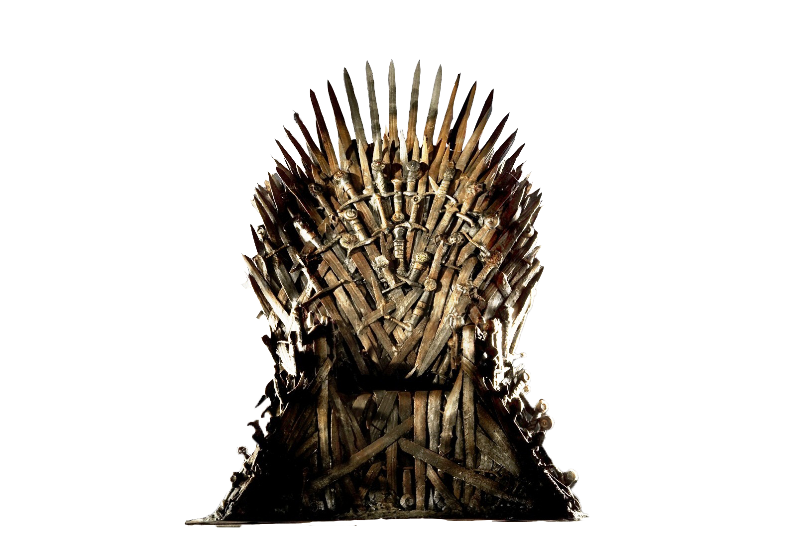 Télécharger photo iron throne png