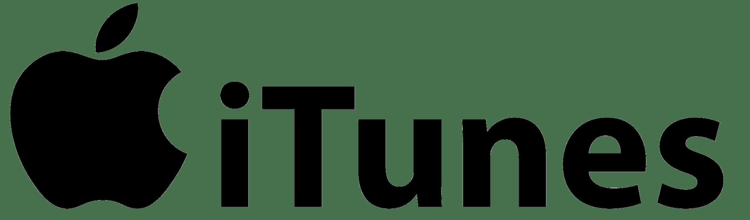 Télécharger photo itunes logo transparent background png