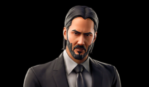 Télécharger photo john wick fortnite png