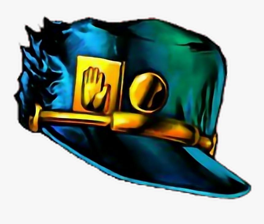 Télécharger photo jotaro hat transparent png