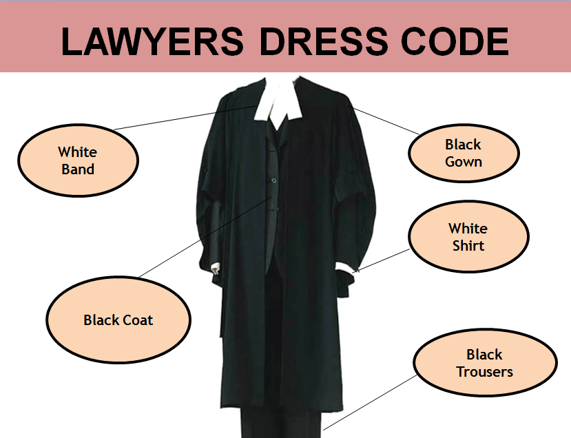Télécharger photo lawyer dress png