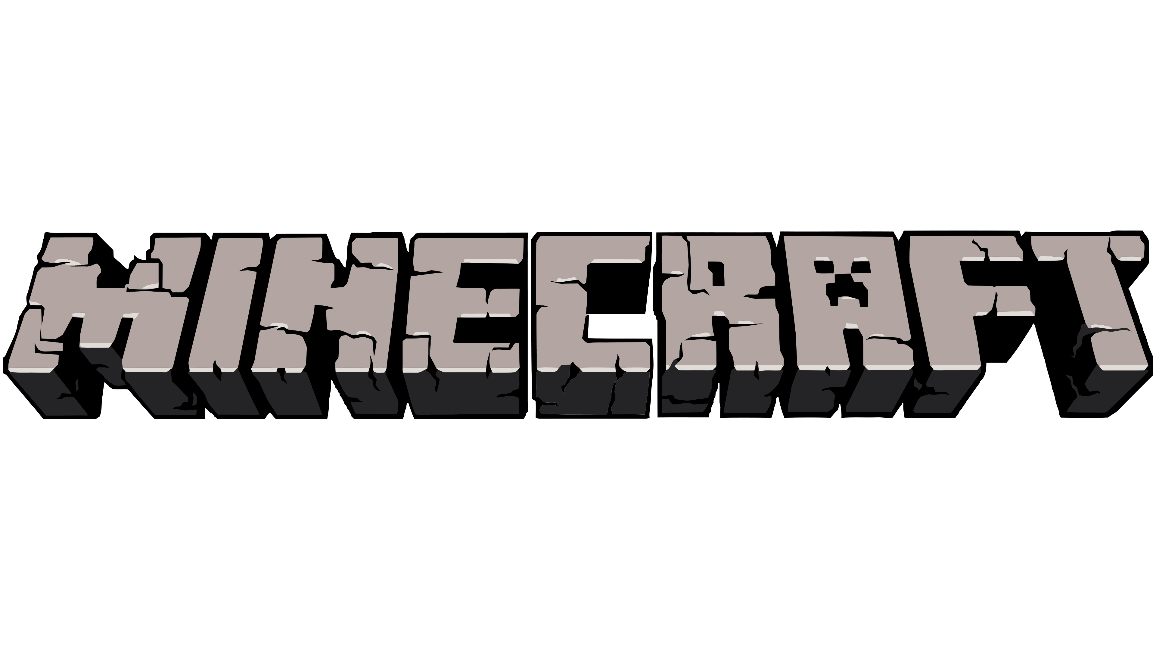 Télécharger photo logo minecraft png
