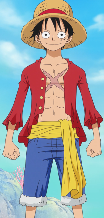 Télécharger photo luffy png