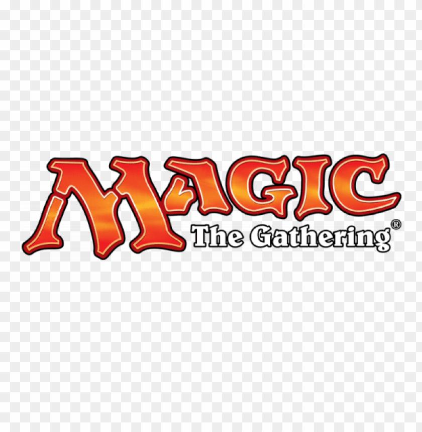 Télécharger photo magic the gathering logo png