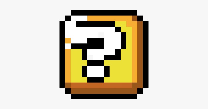Télécharger photo mario box pixel art png