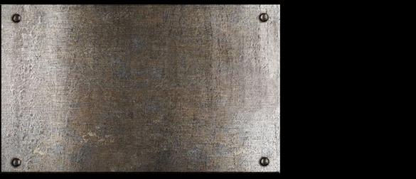 Télécharger photo metal plate png