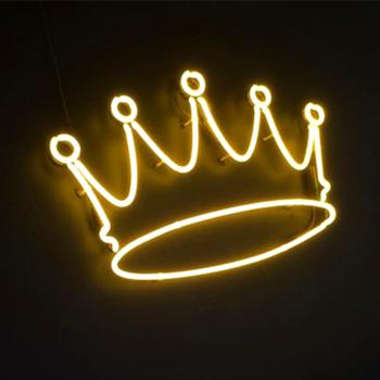 Télécharger photo neon crown png