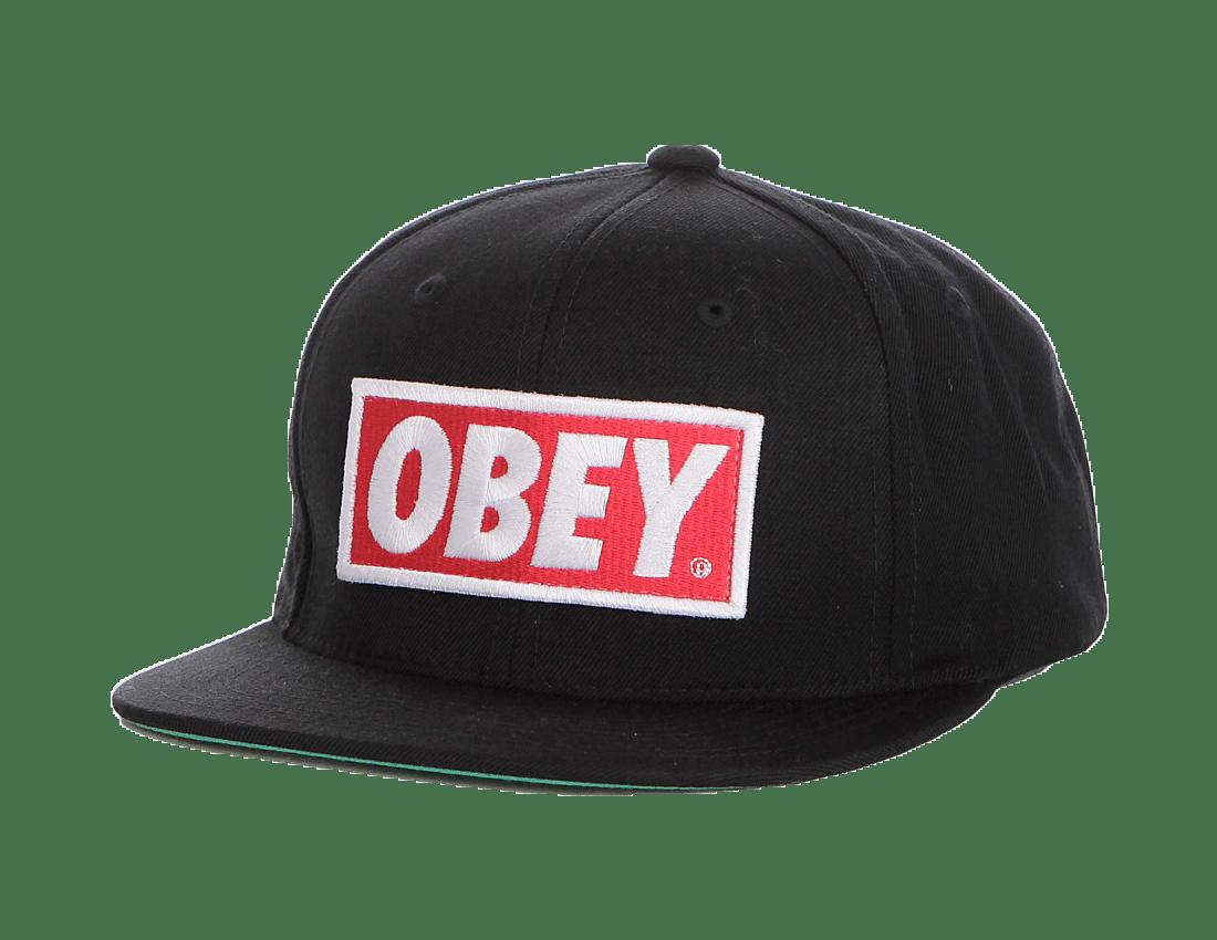 Télécharger photo obey hat png