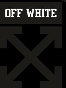 Télécharger photo off white logo png