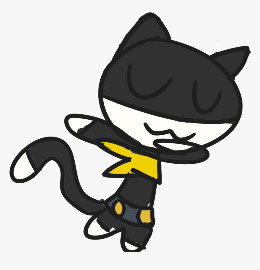 Télécharger photo persona 5 emote png