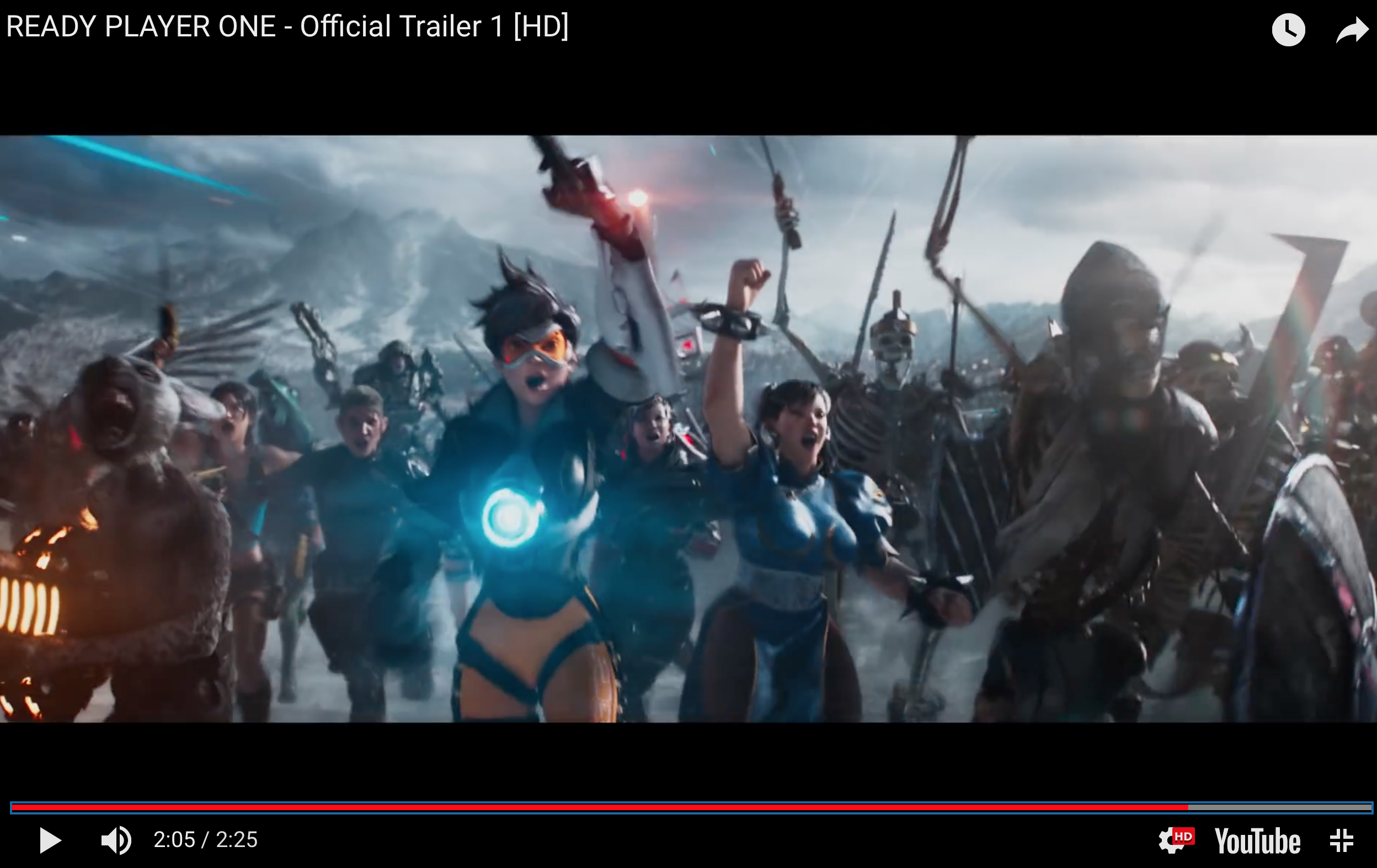 Télécharger photo ready player one overwatch png
