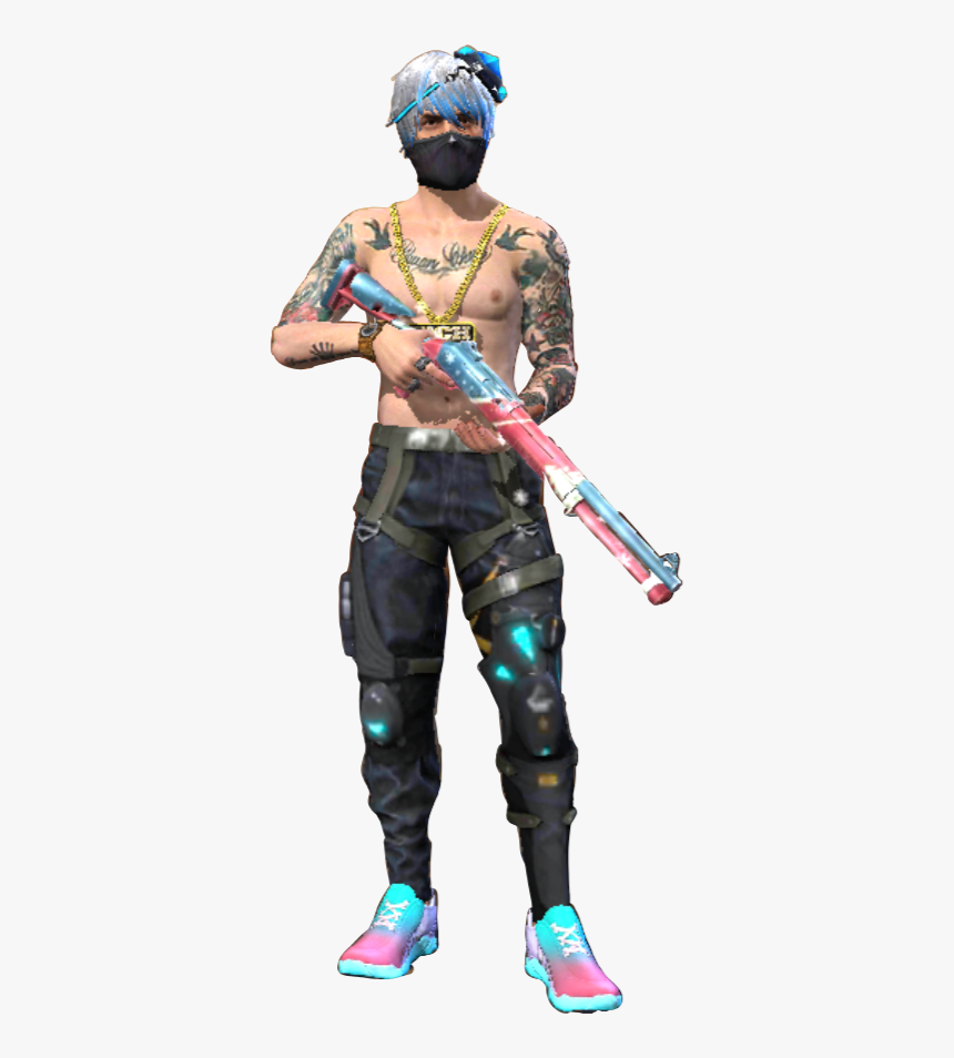 Télécharger photo skin free fire png