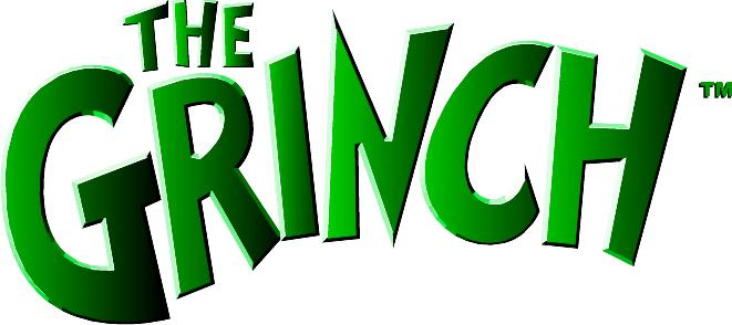 Télécharger photo the grinch logo png