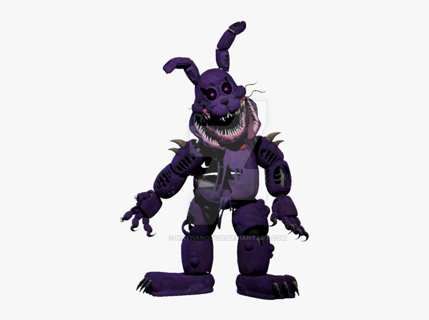 Télécharger photo twisted bonnie full body png