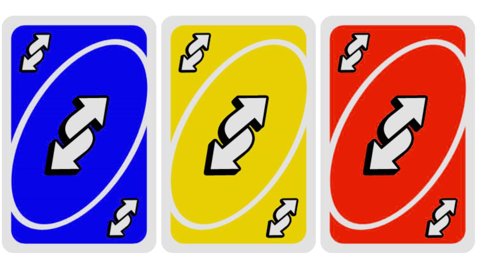 Télécharger photo uno reverse card png