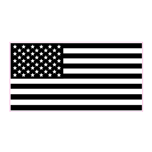 Télécharger photo usa flag black and white png