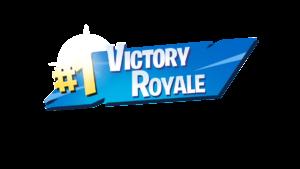 Télécharger photo victory royale fortnite png